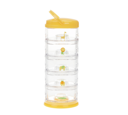 Innobaby - Packin' Smart 5 Tier Zoo Animal