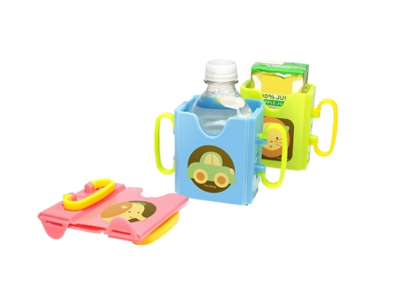 Innobaby | Sippin Smart Juice Box Holder (Multiple Colors)