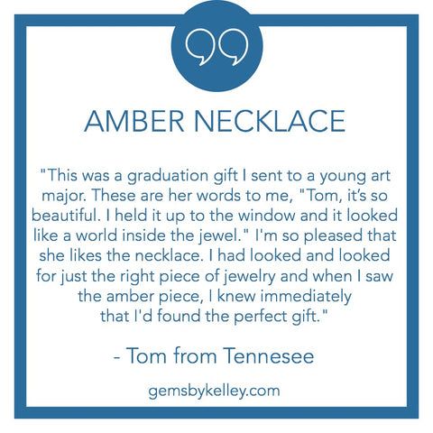 5 star review for gems by kelley jewelry