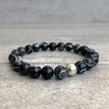 Stackable stretch bracelet