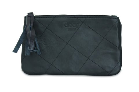<h5>Mini Poşet Çanta<br>Mini Pouch Bag</h5><h6>Siyah / Black<br>di-MP01-02</h6>