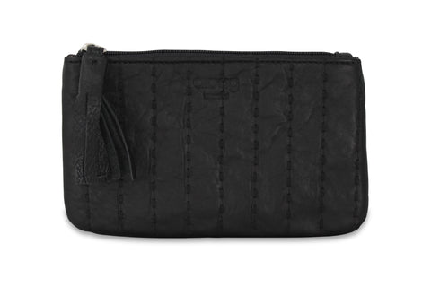<h5>Mini Poşet Çanta<br>Mini Pouch Bag</h5><h6>Siyah / Black<br>di-MP01-08</h6>