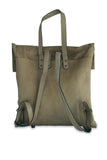 <h5>Safari-A Sırt Çanta<br>Leather Backpack</h5><h6>Bej / Beige<br>di-SA04-01</h6>