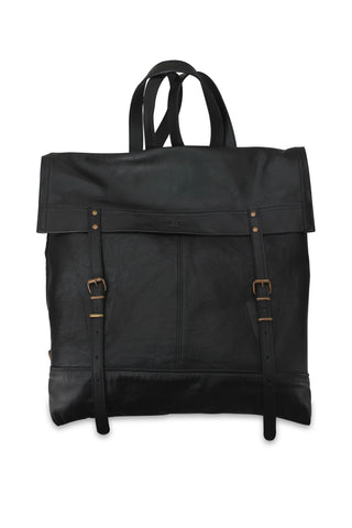 <h5>Safari-A Sırt Çanta<br>Leather Backpack</h5><h6>Siyah / Black<br>di-SA04-02</h6>