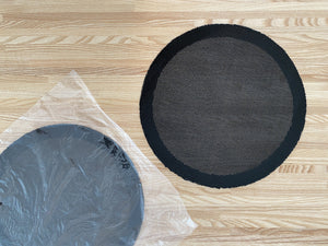 Levée round silicone baking mats