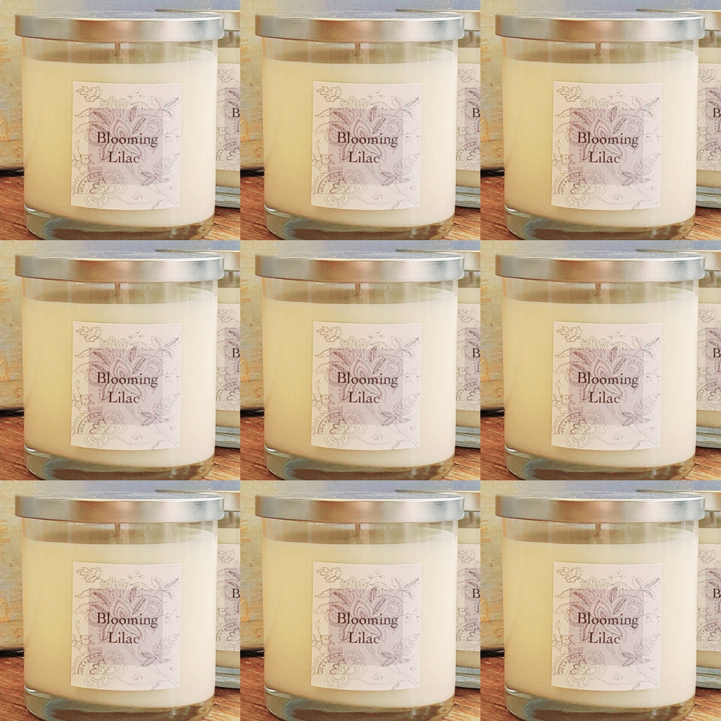 SCENT MEMORY SOY WAX CANDLES