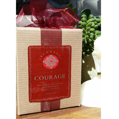Abundance Candle - Courage