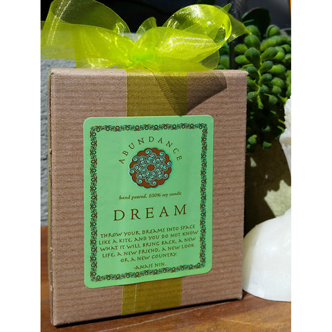 Abundance Candle - Dream