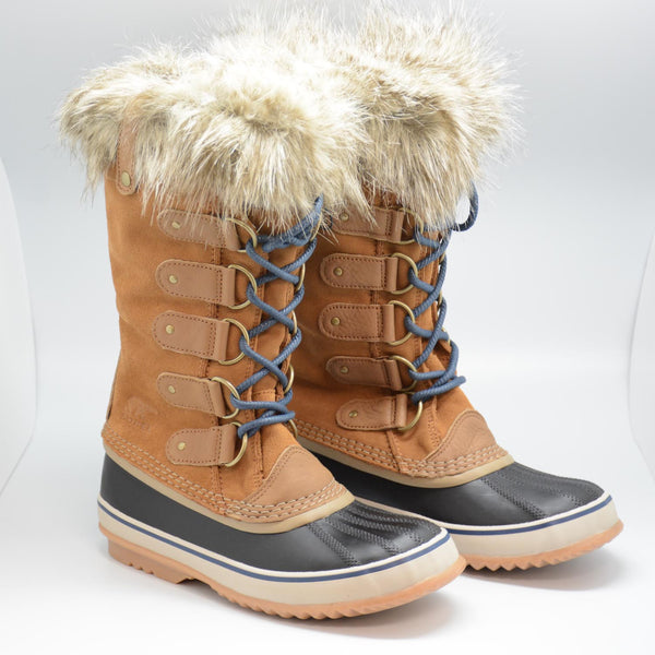 In Fall, they're fun. In Winter, they're essential! Boots!