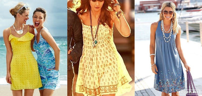 Mini, Midi or Maxi: Dresses are Hot This Summer