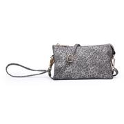 Meriam Plaid Clutch/Crossbody/Wristlet