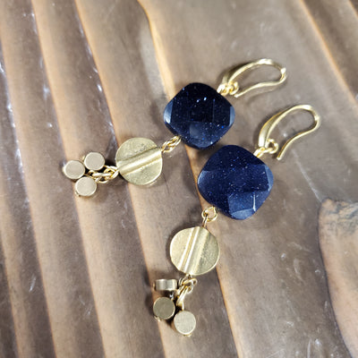 ARTISAN DANGLE EARRINGS