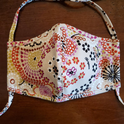 Dottie Flower Brighti Mask