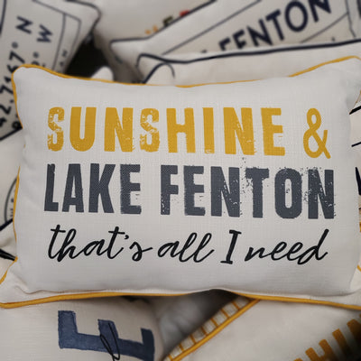 Lake Fenton & Sunshine