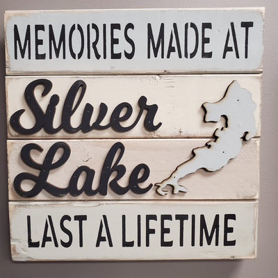 Memories At Silver Lake