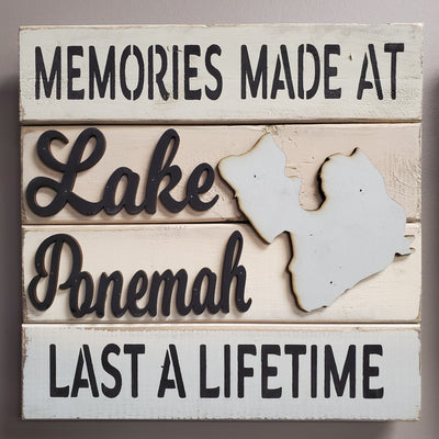 Memories Made At Lake Ponemah