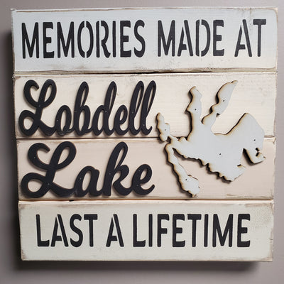 Memories Made At Lobdell Lake