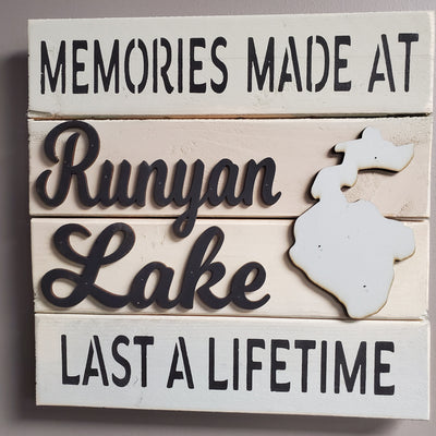 Memories Made At Runyan Lake