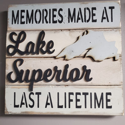 Memories At Lake Superior