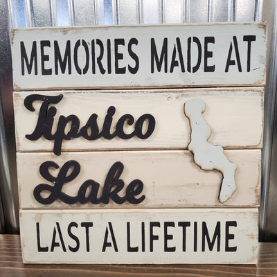 Memories At Tipsico Lake