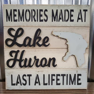 Memories Made At Lake Huron