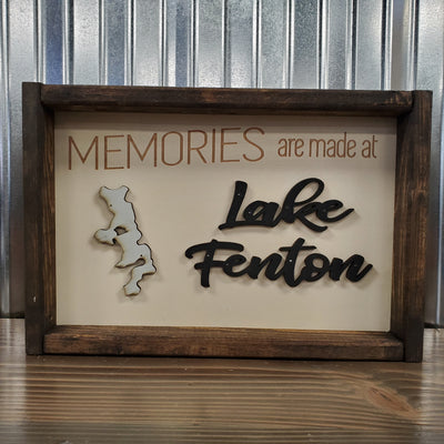 Memories Made On Lake Fenton