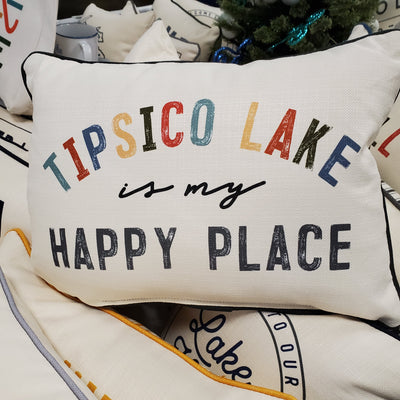Tipsico Lake Is My Happy Place