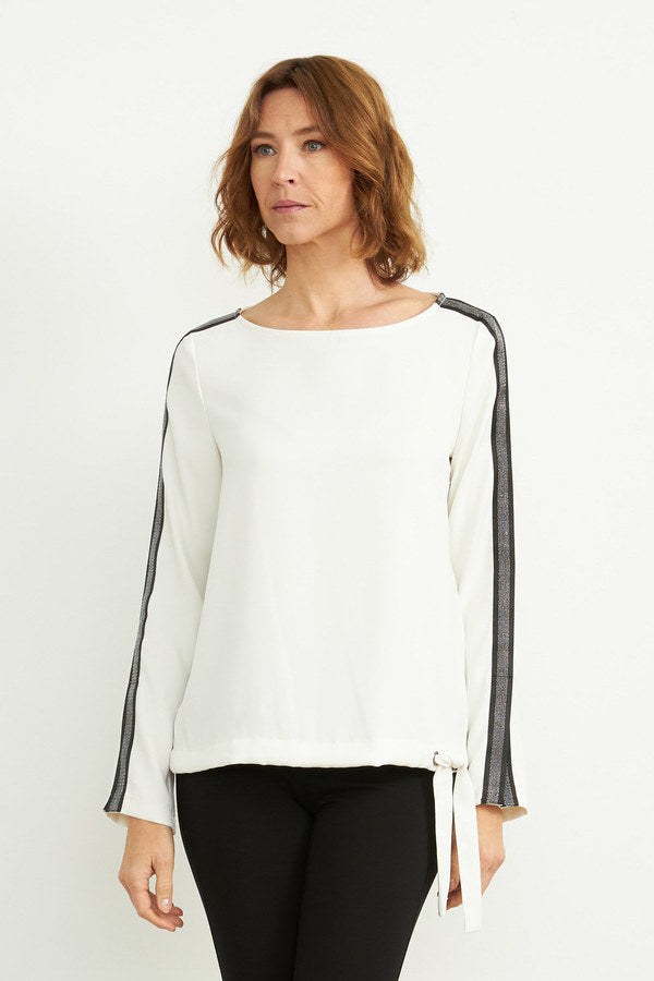 Sporty Sleeve Top