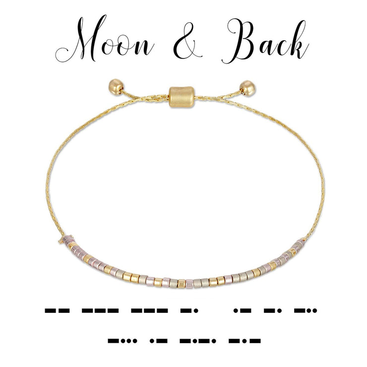 Moon and Back Bracelet