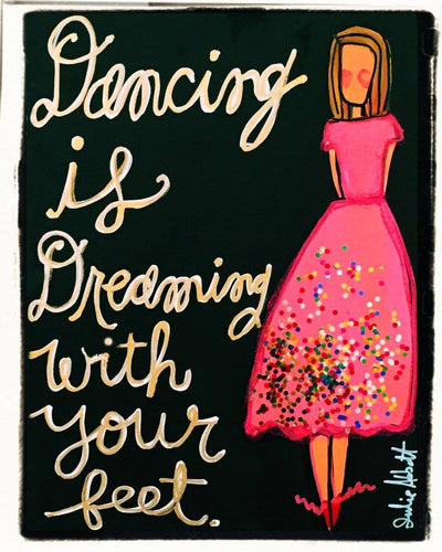 Dancing is Dreaming