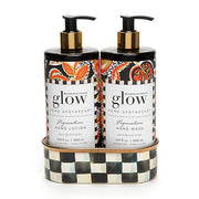 Figmalion Soap & Lotion Caddy Set