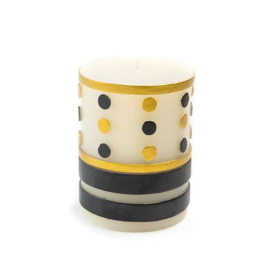 Jester Pillar Candle - 4""