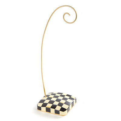 Courtly Check Ornament (Tassel) Stand