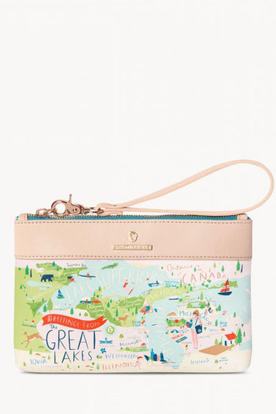 Great Lakes Scout Wristlet