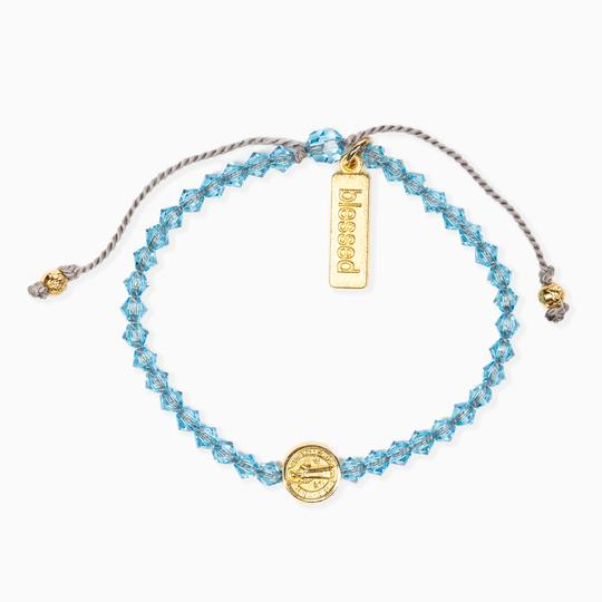 Birthday Blessing Bracelets - March
