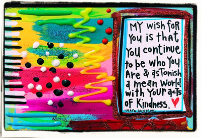Julie Abbott Art: My Wish For You