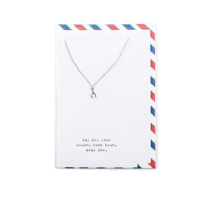 AIR MAIL LITTLES NECKLACE