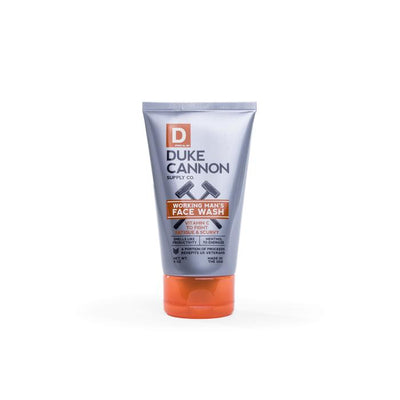 Duke Cannon: Working Man's Face Wash