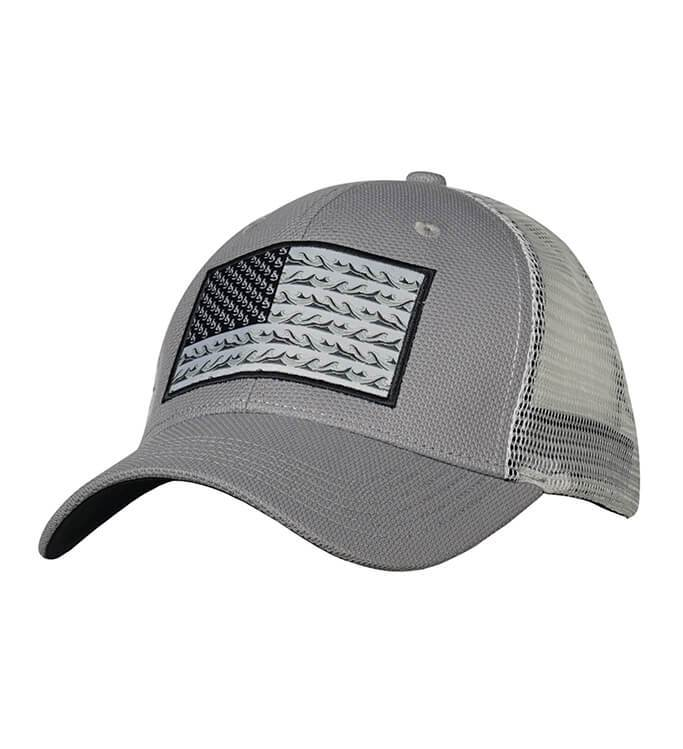The Flag Waverly Stretch Fit Fishing Hat