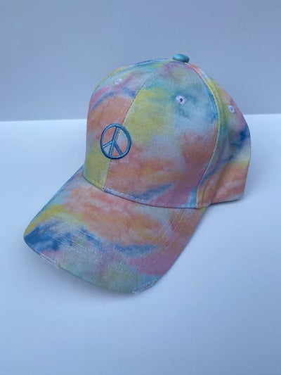 Boardwalk Baseball Cap:Tie Dye