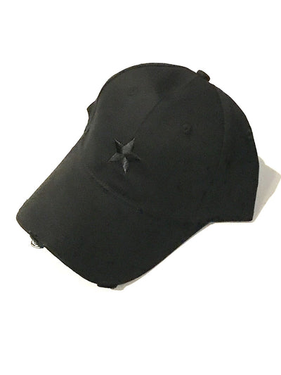 Boardwalk Baseball Cap:Black