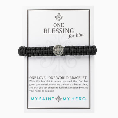 One Blessing Bracelet For Him