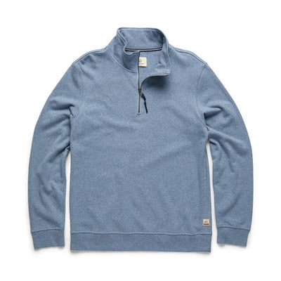 Bobby Heathered Zip Mock