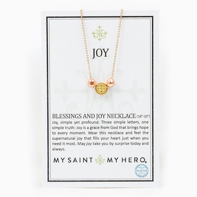 Blessings and Joy Necklace