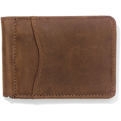 Vanderbilt Money Clip Wallet
