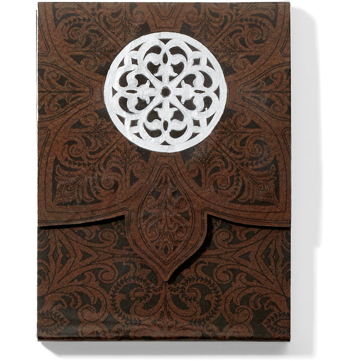 Ferrara Rose Window Notepad