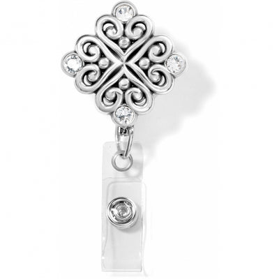 Alcazar Clip on Badge Clip