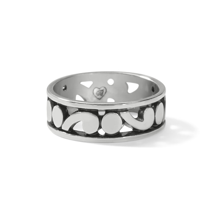 Contempo Band Ring