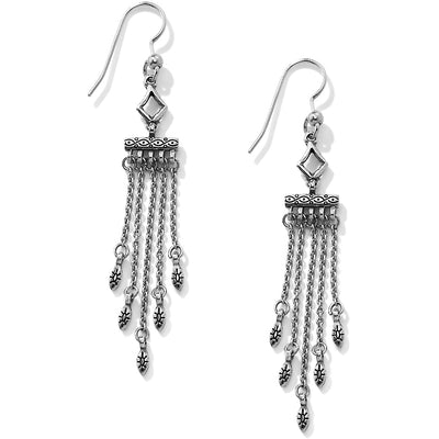 Marrakesh Tassel French Wire Earrings