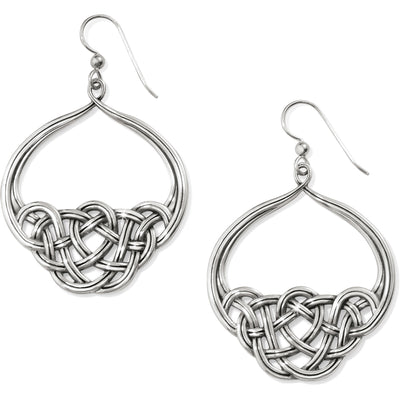 Interlok Unity French Wire Earrings